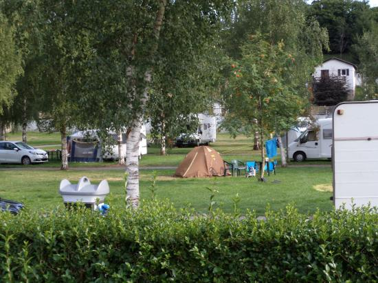 Haybes, Francja: Il camping