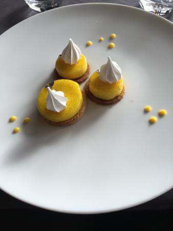 Le Jeu de Paume: dessert citron meringue