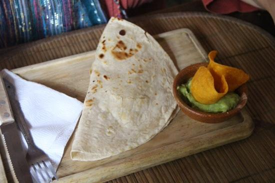 Cheese Quesadilla: an Easy Recipe for Cheese Quesadilla With Avocado