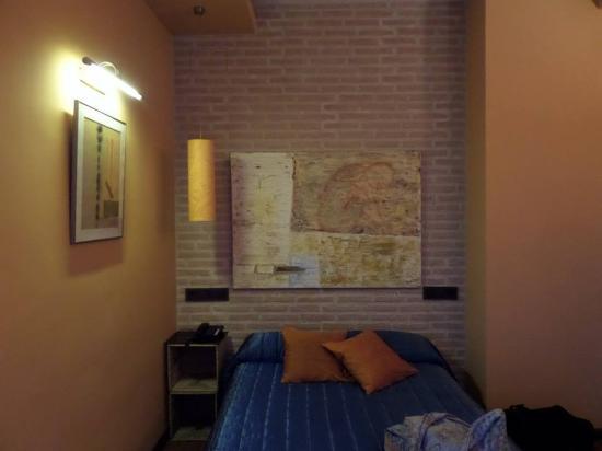 Hotel Villa de Setenil: nuestra habitación
