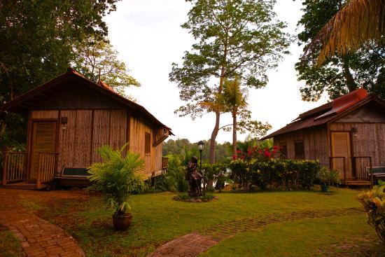 San Jose Island, Panama: Las cabañas de Hacienda del Mar, Panamá