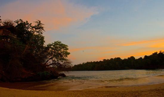 San Jose Island, Panama: Playas en Hacienda del Mar, Isla San José Panamá