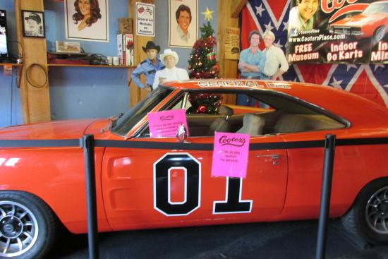 the general lee takes - photo #40