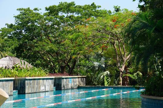 Howard Johnson Resort Sanya Bay: Pool