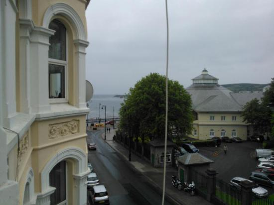 Rotherham House: View from room 9