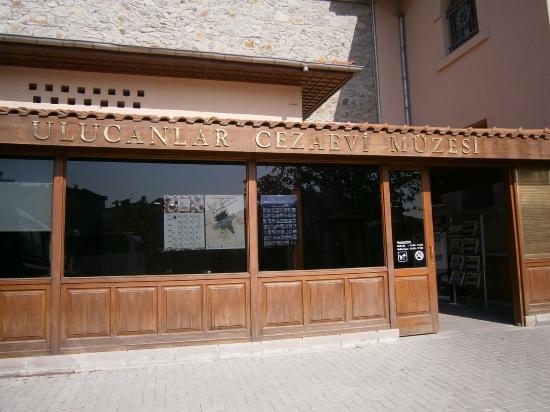 Duvarların dili olsa... - Ulucanlar Cezaevi Müzesi, Ankara ...