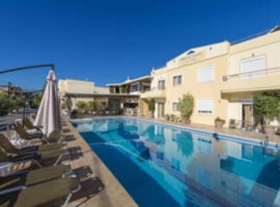 Athina Beach Hotel, Ханья, Крит, Греция