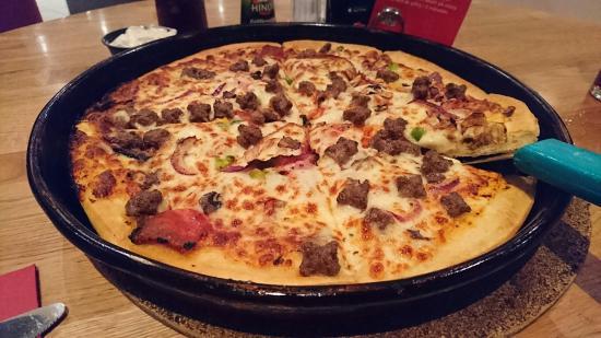 pizza göteborg nordstan