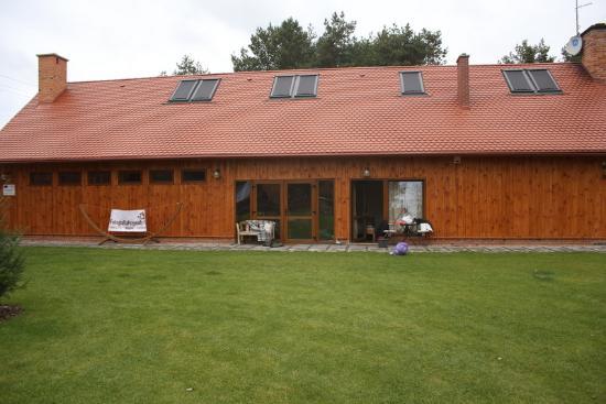Milicz, โปแลนด์: Ceglany dom - stodoła