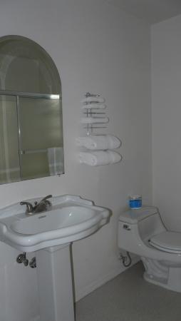 Shady Cove, Oregón: Bathroom