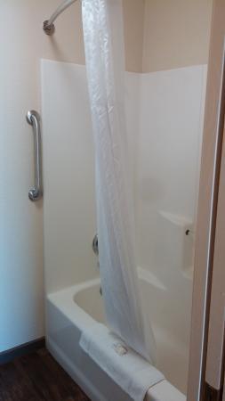 WorldMark Clear Lake: downstairs bathroom