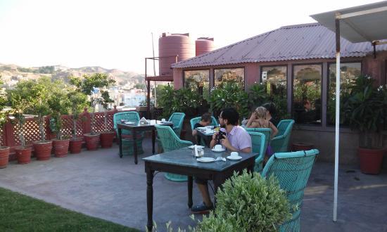 Panorama- 360o View: restaurante