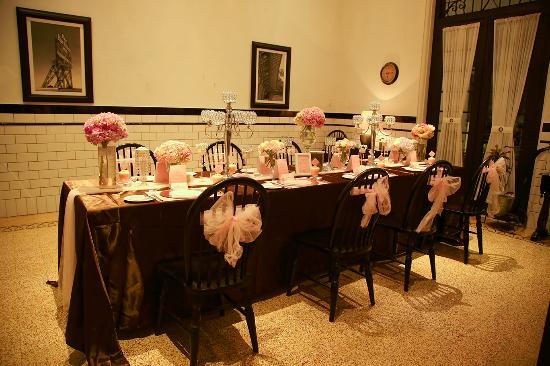 1903 Heritage Dining