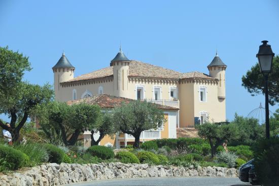 Chateau De La Messardiere: Château de la Messardière
