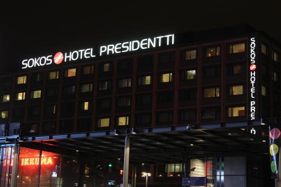 Picture Of Original Sokos Hotel Presidentti