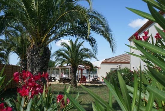 Jasses De Camargue: Espaces verts