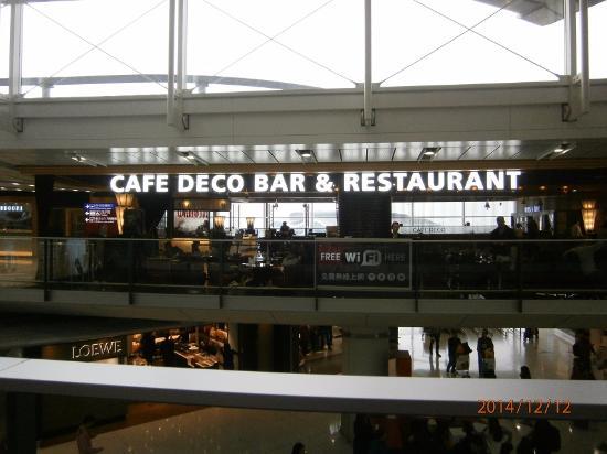 Bar and restaurant foto van cafe deco hong kong international