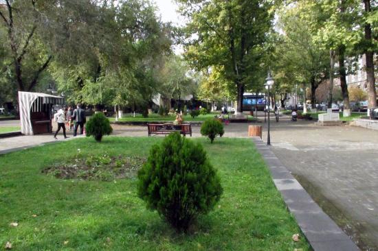 Missak Manouchian Park