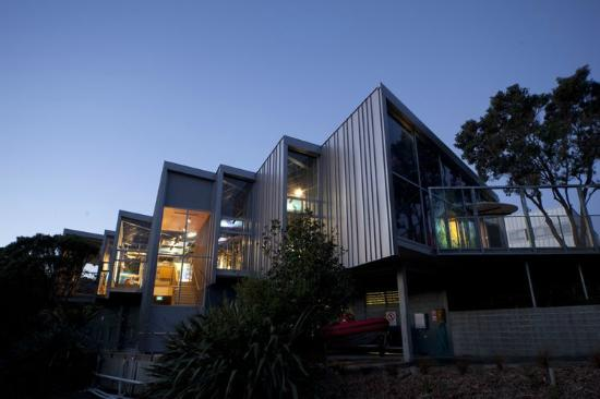 Leigh, New Zealand: Our award-winning building