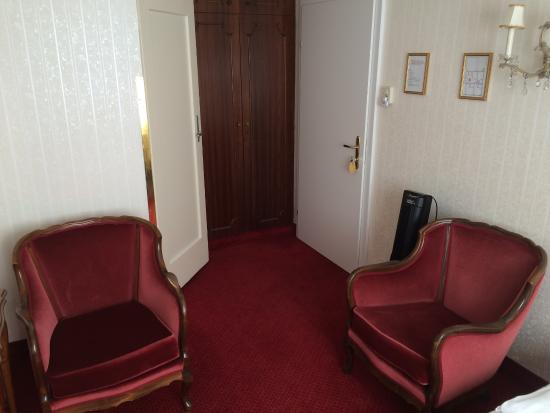 Pension Suzanne: Double Room