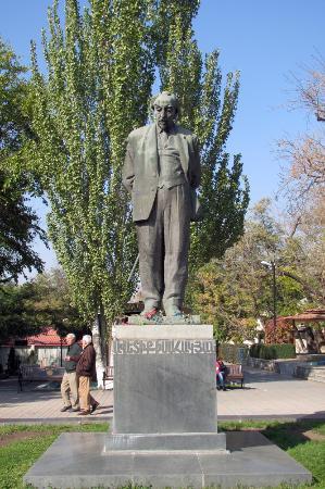 Monument  Avetik Isaakyan