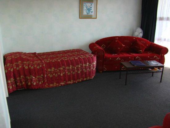 Flamingo Motel : Lounge Area
