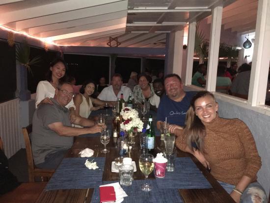 The Rainbow Inn Seafood & Steak House: Great family friendly venue
