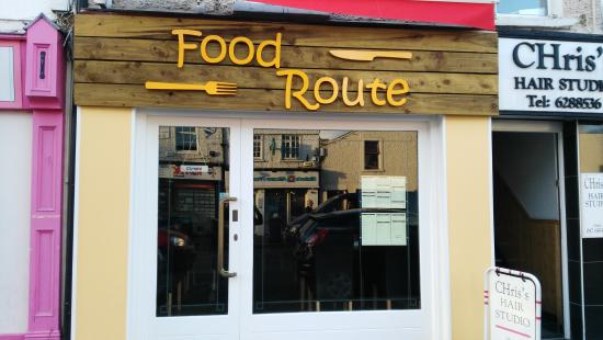 Food Route