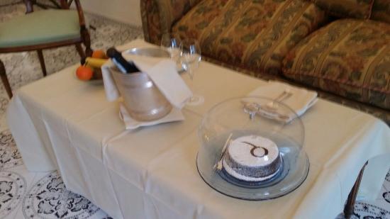 Grand Hotel Quisisana: Caprese