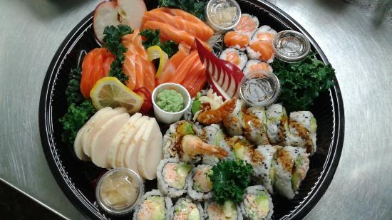 Nobleton, Canada: Misoya Sushi