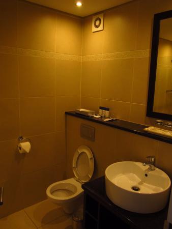 Welgemoed, Sudáfrica: Clean modern washroom