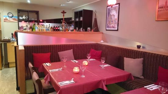Atlas Petts Wood Moroccan Restaurant