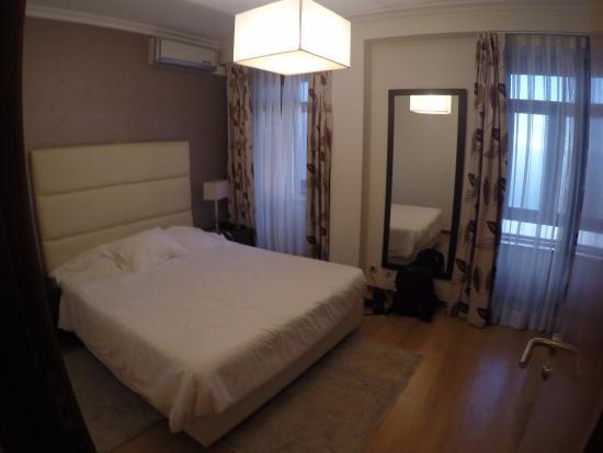 Casa dos Rui's: Bedroom