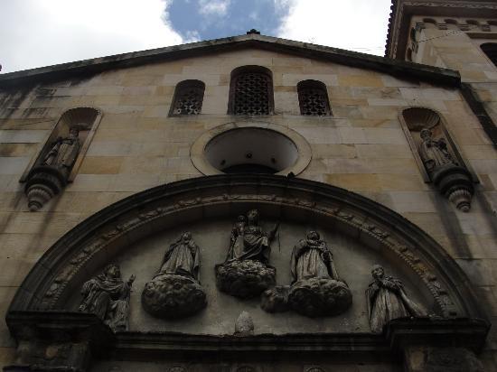 Iglesia La Bordadita