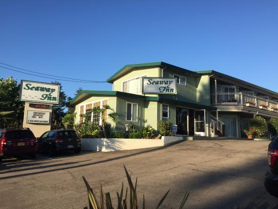 Seaway Inn: Outside