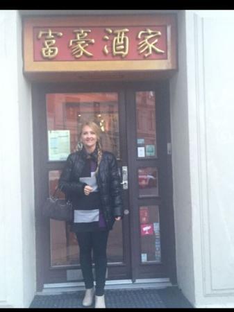 Fu Hao: The front door