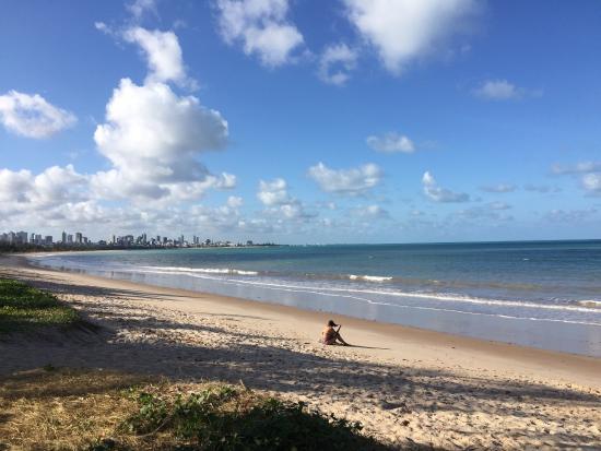 Cabo Branco Beach