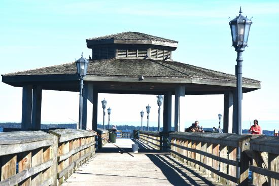Green Cove Springs, FL: The Fishing Pier.