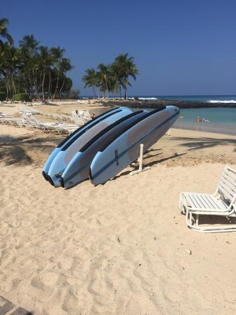 Fairmont Orchid Hawaii Beach