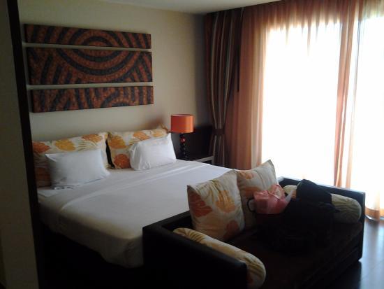 Unico Grand Sandara Hotel: belle chambre