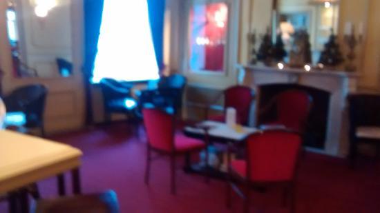 Hans Memling Hotel: Lounge