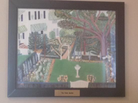 Morristown, NJ: Matilda's Original artwork