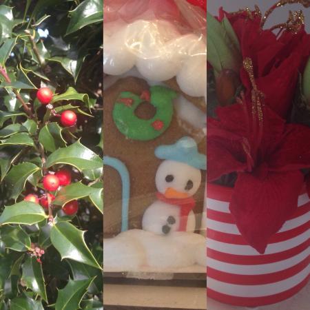 Morristown, NJ: Christmas cheer
