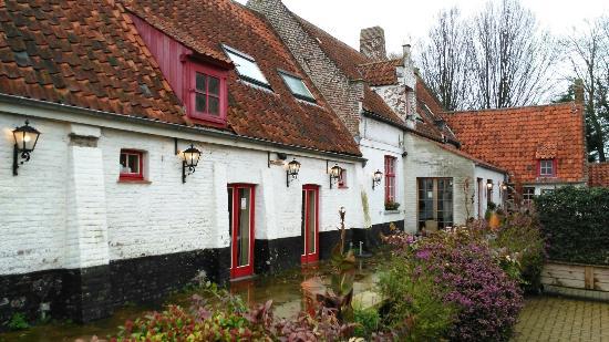 Jabbeke, Belgien: Restaurant 't Oosthof