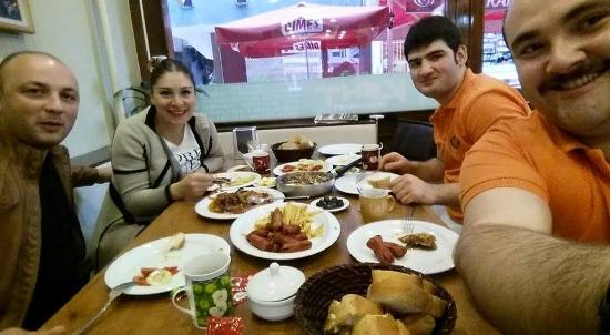 Kent Restaurant Samsun