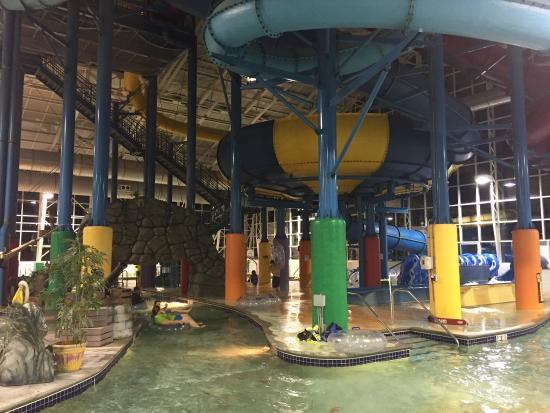 Those on! French lick indiana water park pity, that