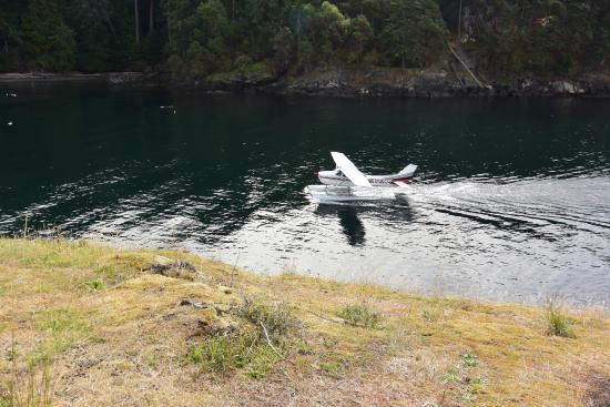 Киркланд, Вашингтон: N19752 on the move in the San Juan Islands