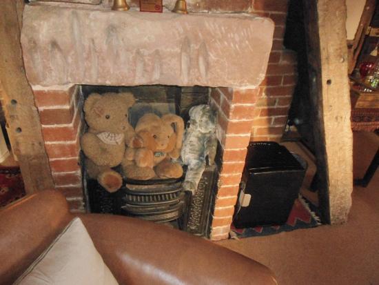 Denstone, UK: cosy feel