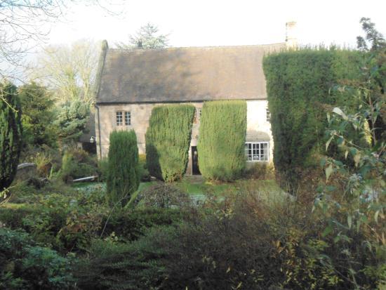 Denstone, UK: beautiful grounds