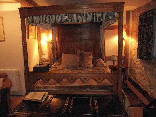 Denstone, UK: our room